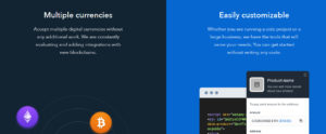 Pagamento ecommerce con Bitcoin