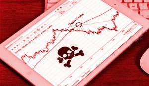 death cross di bitcoin