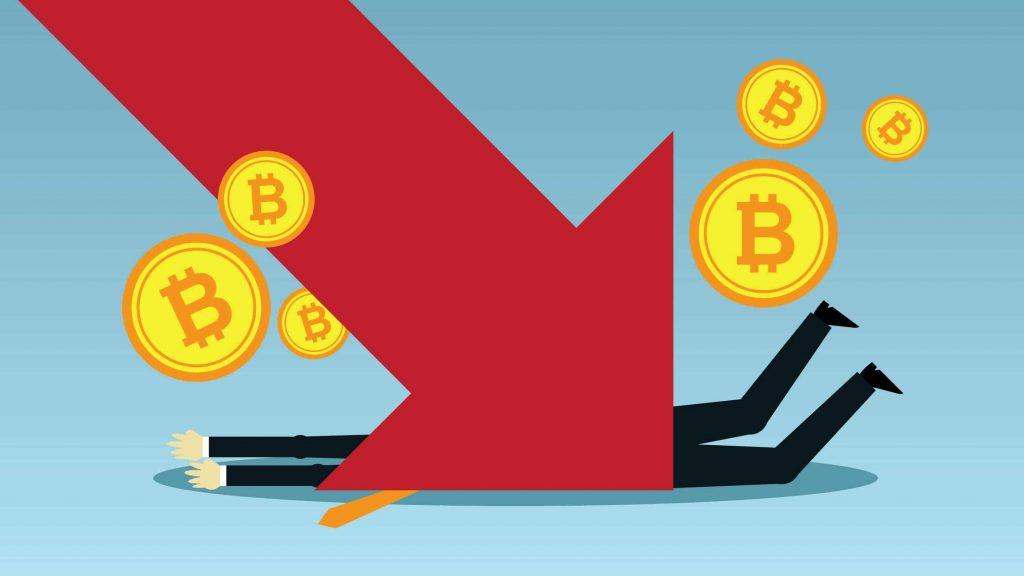bitcoin crollo ottobre 2019